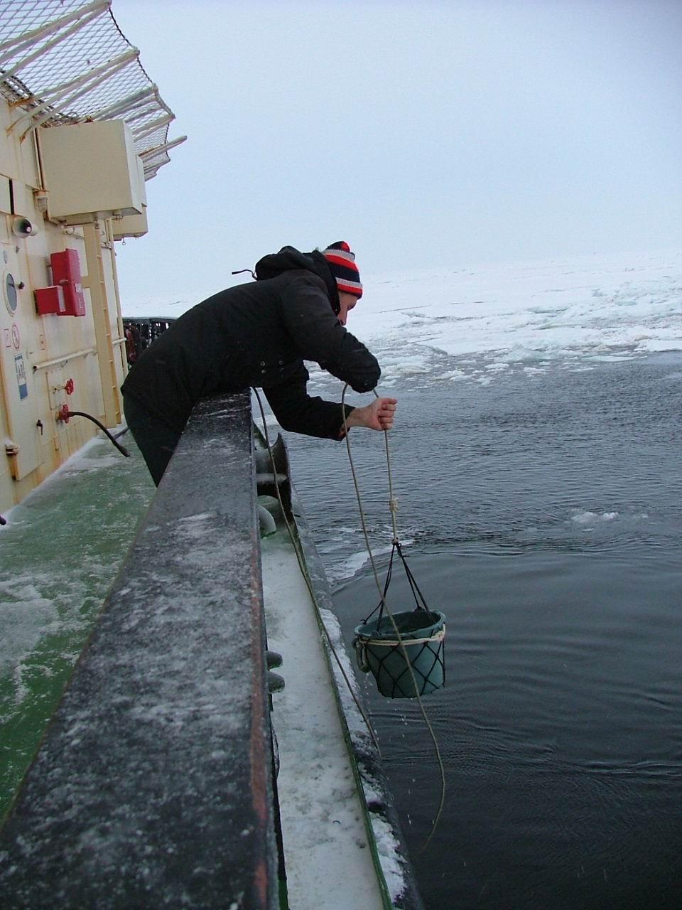 зимняя рыбалка на море лаптевых